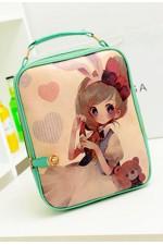 Сумка-рюкзак BunnyPrincessMint