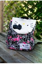 Рюкзак с капюшоном HelloKitty