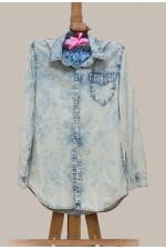 Джинсовая рубашка DenimLight