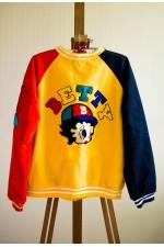 Куртка-бомбер BettyBoop