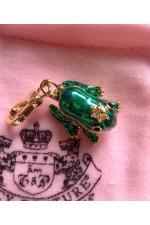 Подвеска-брелок Juicy Couture Frog