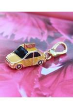 Подвеска-брелок Juicy Couture Taxi