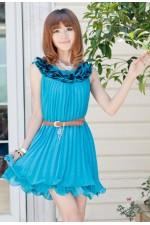 Платье BluePleating