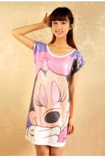Платье-футболка Minnie