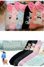 Носки зимние Teddy(разные цвета)