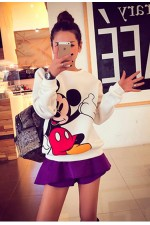 Костюм с юбкой Mickey