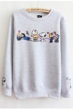 Толстовка  Snoopy