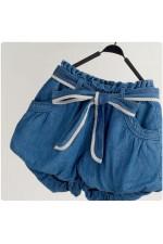 Джинсовые шорты Nice Bow