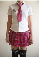 Японская школьная форма комплект3