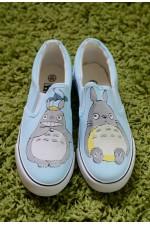 Кеды TotoroBlue
